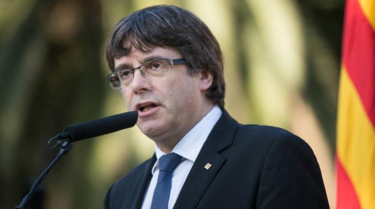 Puigdemont, desde la prisión en Alemania: «no claudicaré»