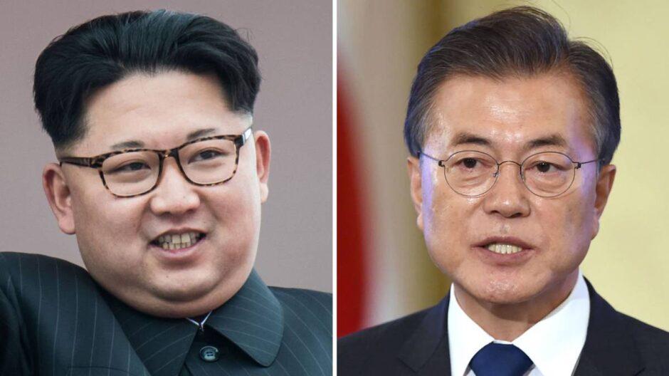 Los líderes de las dos Coreas se reunirán el 27 de abril por primera vez en 11 años