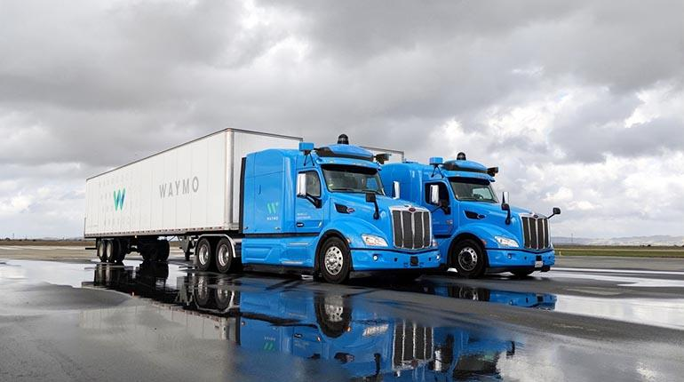 Google y Uber, la guerra de los camiones autónomos