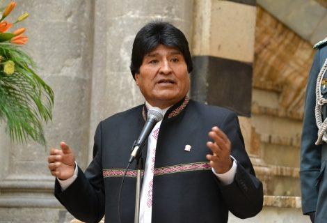 Morales: Bolivia y Chile deberían empezar el diálogo antes del fallo de la CIJ