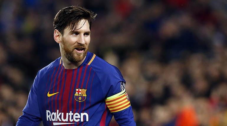 """Valverde llama a Messi ante Sevilla, pese a su """"pequeña"""" molestia"""