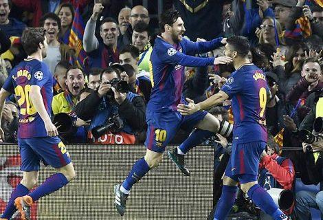 Barcelona y Bayern completan los cuartofinalistas de la Champions