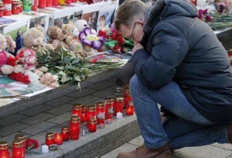 Comienzan los entierros de las víctimas del incendio de Kémerovo