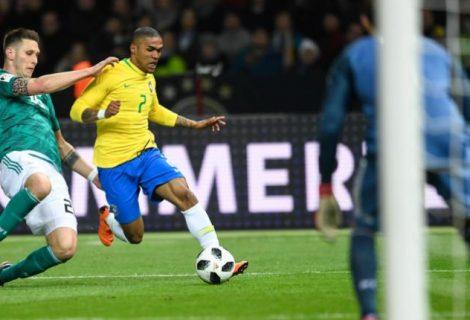 Brasil vence 1-0 a Alemania cuatro años después del Mundial 2014