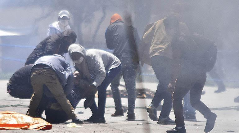 Represión agudiza conflicto y cocaleros anuncian más medidas