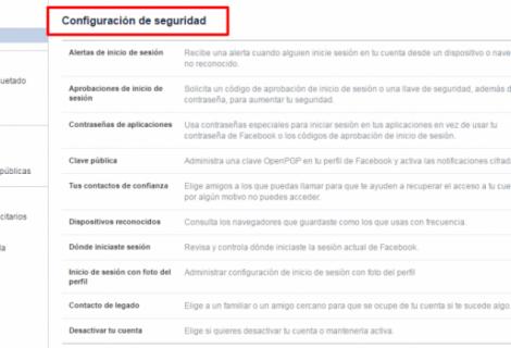 """Facebook anuncia """"medidas adicionales"""" para proteger la privacidad de los usuarios"""