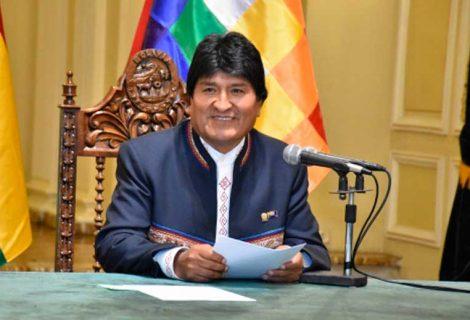Morales insta a reflexionar en Semana Santa y pensar en la igualdad