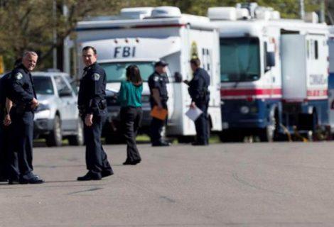 """Policía de EEUU busca a """"atacante serial"""" tras cinco bombas en Texas"""