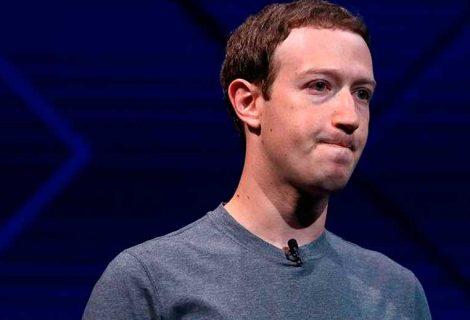 Confianza en Facebook cae y Mark Zuckerberg pide disculpas