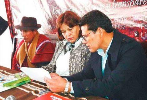 Nuevo Fondo Indígena llevó a la justicia 265 proyectos por un daño de Bs 121 millones