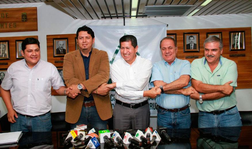 YPFB venderá 10.000 toneladas de urea para fertilizar campos de ingenios azucareros de Santa Cruz