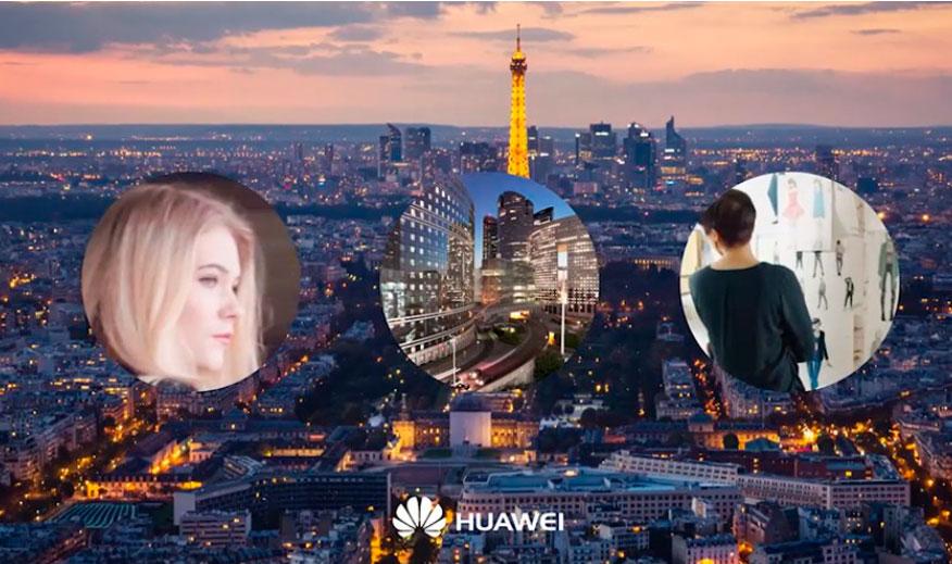 Huawei alista la llegada al mundo del  primer celular con tres cámaras e Inteligencia Artificial