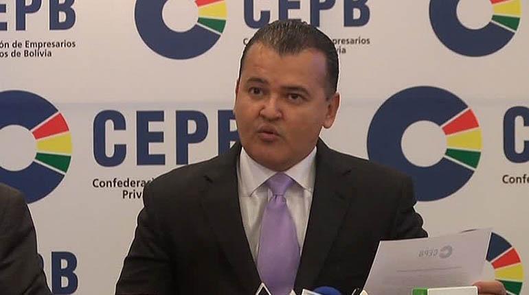 Empresarios esperan ser convocados a la mesa tripartita y Morales analizará la propuesta