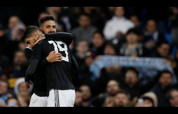 Argentina cumple con un triunfo ante Italia