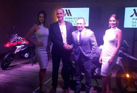 'MARRIOTT' Y 'ANDAR MOTORS SRL'  Sellan alianza para avanzar juntos en el 2018