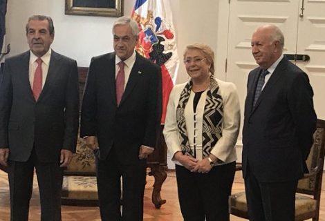 Presidentes chilenos: No aceptaremos fallos que no respeten los tratados