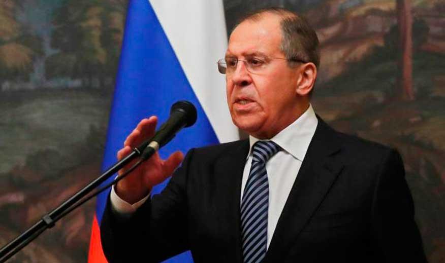 Rusia anuncia la expulsión de 60 diplomáticos estadounidenses