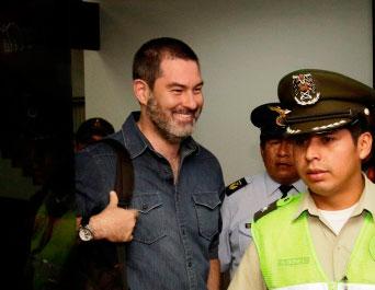 Zvonko a un paso de dejar la cárcel de Palmasola