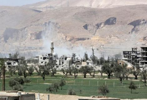 Rusia y Siria acusan a Israel por ataque contra base militar en territorio sirio