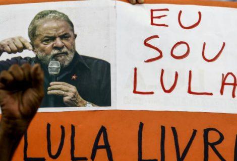 El PT dice que traslado de Lula a otra prisión tendrá que ser negociado