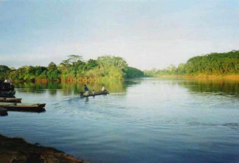 Morales deja en manos de Santa Cruz proyecto hidroeléctrico Rositas