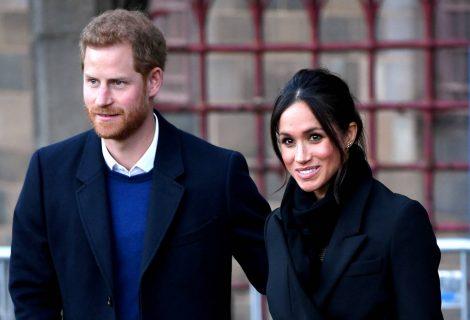 Ningún político y muchos actores, entre los invitados a la boda del príncipe Enrique y Meghan Markle