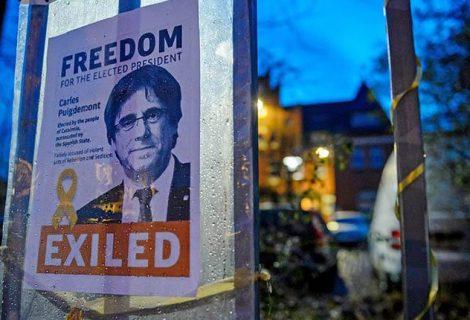Fiscalía alemana pide extradición de Carles Puigdemont a España