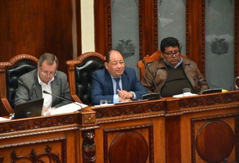 Legisladores interpelan a Romero por el operativo en Palmasola y situación carcelaria en Bolivia