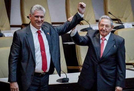 Díaz-Canel asegura continuidad a revolución de los Castro en Cuba