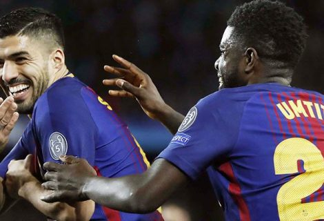 Barça noquea a Roma con dos autogoles