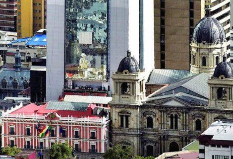 El Gobierno defiende y justifica el millonario gasto en el nuevo palacio