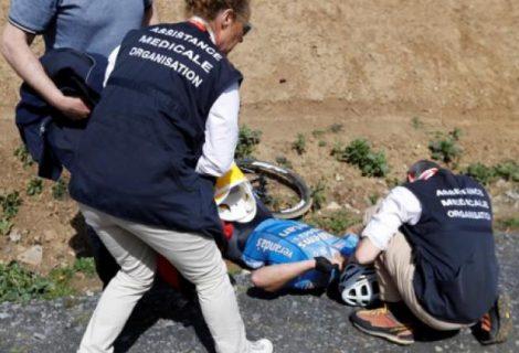 Un ciclista muere tras sufrir un infarto durante la carrera París-Roubaix