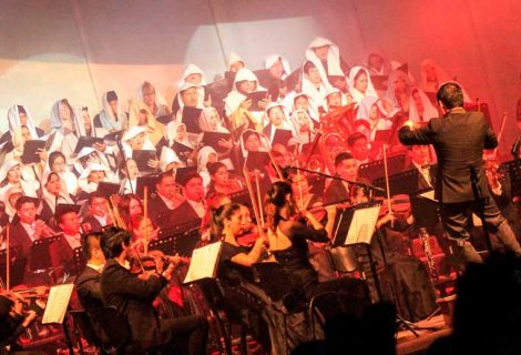 La Filarmónica de Santa Cruz de la Sierra abre audiciones para Los Miserales