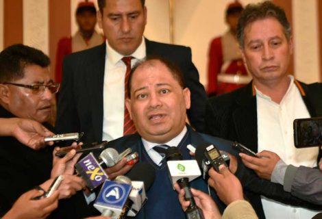 Romero afirma que cocaleros de La Asunta se comprometieron a no interferir la erradicación de coca