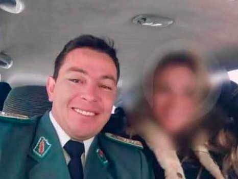 El militar que agredió a su mujer se entregó a la Policía este jueves