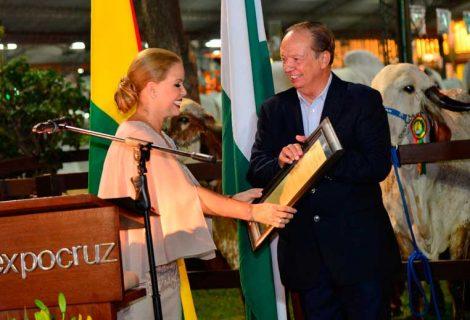 Gobierno Municipal distingue a Agropecruz 2018 en su 28° versión