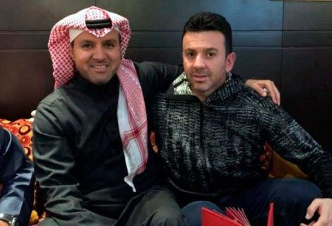 Baldivieso dejó de ser DT de Palestina