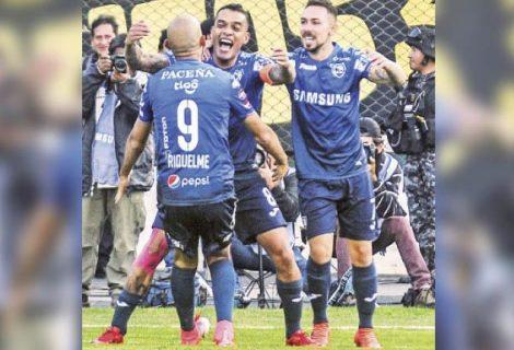 Bolívar le amarga la fiesta de cumpleaños al tigre