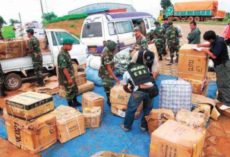 Diputados aprueban proyecto de ley para fortalecer la lucha contra el contrabando