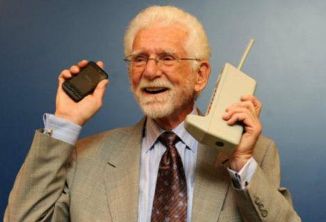 Hace 45 años se realizó la primera llamada de celular