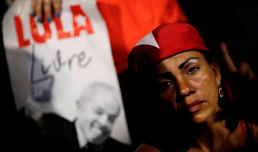 El Tribunal Supremo de Brasil aboca a Lula da Silva a su inminente ingreso en prisión