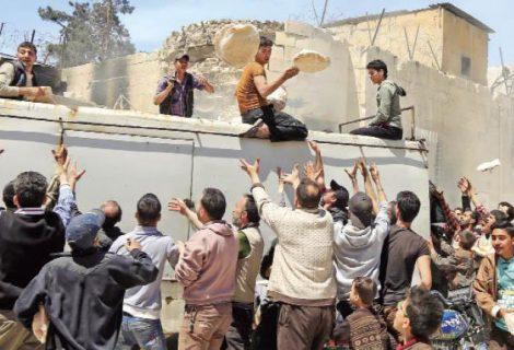 Unión Europea evita dar un apoyo explícito al bombardeo en Siria