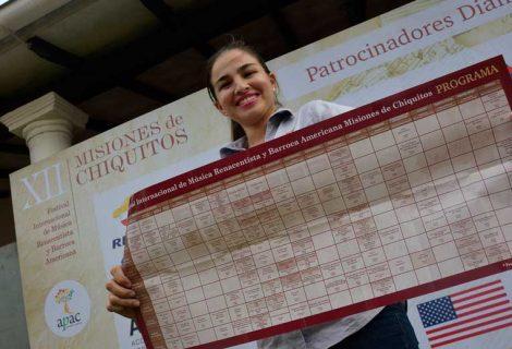 """¿Dónde comprar las entradas del XII Festival Internacional """"Misiones de Chiquitos""""?"""