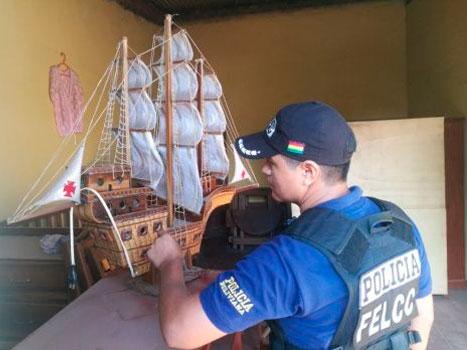 'Oti' actuaba como gerente de dos negocios fuera de Palmasola