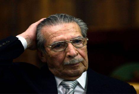 Muere dictador Ríos que quiso reelección invocando DDHH