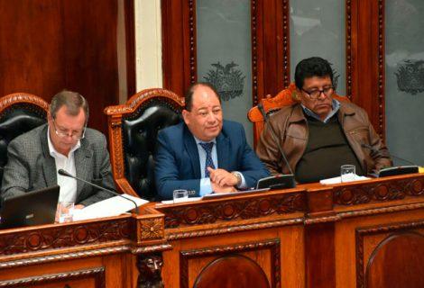 Romero indicó que desarticuló organización criminal en Palmasola