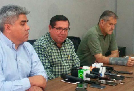 Ministro Alarcón convocó a los cruceños a defender el Proyecto Múltiple Rositas y aseguró que será una realidad