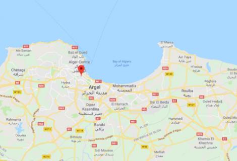Sube a 257 el número de muertos en accidente de avión militar argelino