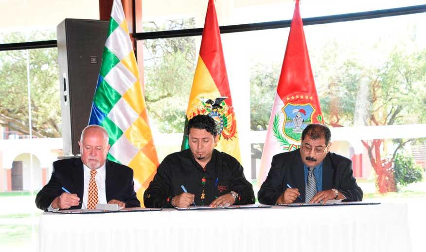 Morales promulga ley de autorización para la suscripción de Contrato de Servicios Petroleros para el área Iñiguazu, que viabiliza $us900 millones de inversión para Tarija