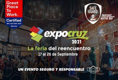 TODO LISTO PARA LA FERIA DEL REENCUENTRO: El alcalde y el Presidente de FEXPOCRUZ recorrieron el predio